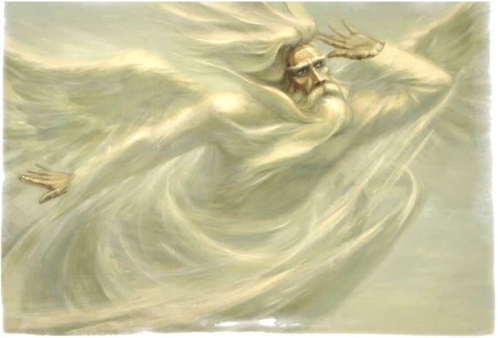 Стрибог — бог ветра
