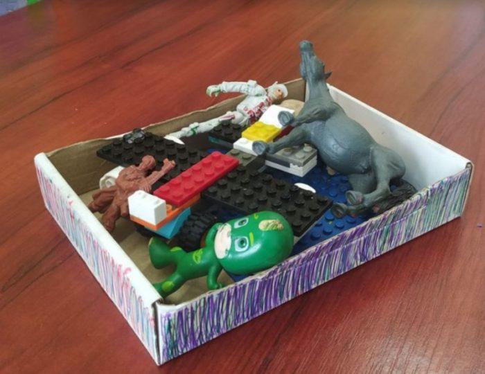 """Волшебная коробка"""